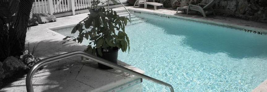 Casablanca Pool Deck